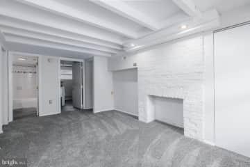 Basement/guest room