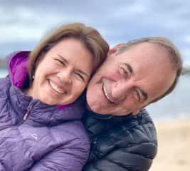 Susan and Rick