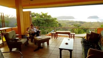 Me, at home in Costa Rica