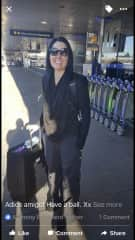 Me..leaving Australia May 2016