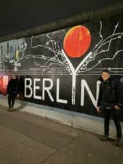 Tomas & Amalia, Berlin, Germany.