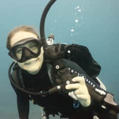 My favorite hobbies are travel and scuba diving