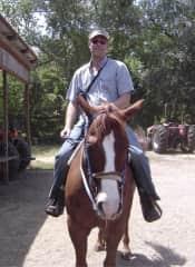 I've ridden horses for over 15 years