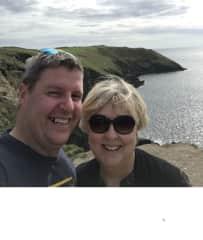 Cliffs of Kinsale, County Cork, Ireland, 2017