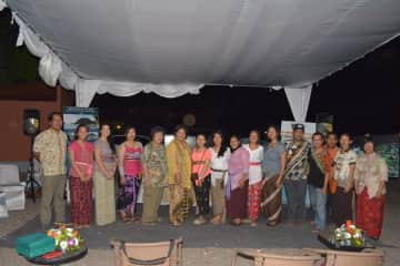 The Coral Triangle Center Marine Conservation Team
