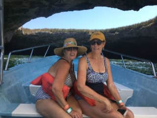 Me and travel buddy Heidi in Puerto Vallarta on our last trip where we got involved with a local dog rescue group and brought a puppy back to the states. We both are travel junkies and love aninals