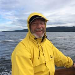 Dana sailing
