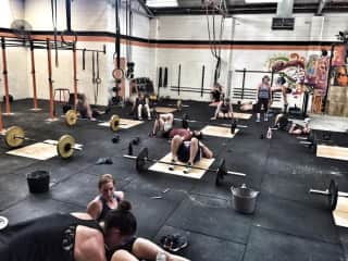 Another crossfit workout in Adelaide