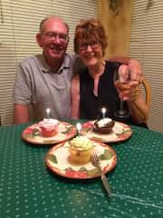 Tim and Phyllis