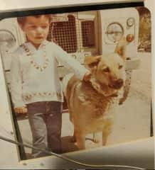 Me & Cheeta, my first love