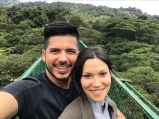 Sightseeing in Monteverde