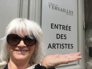 Danielle, Versailles, France