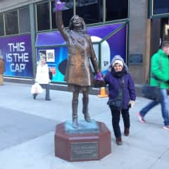 VIcki (and Mary Tyler Moore)