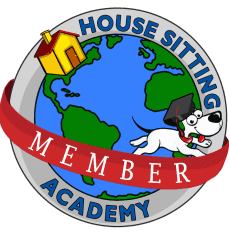 Student in House Sitting Academy
