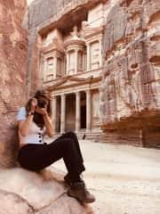 Capturing the world through my camera lens