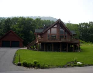 Our house at Snowshoe, WV