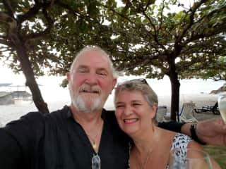 Myself and my Wife