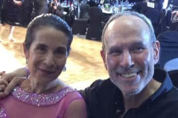Cathy and Dan