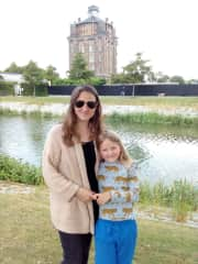 Marianne and Julia in The Netherlands