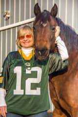 I've loved horses my entire life!