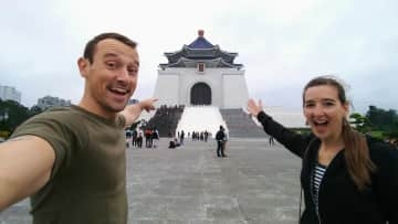 Taiwan exploring!
