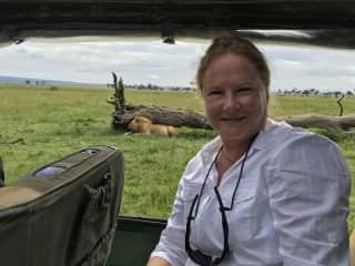 Masai Mara Safari in Kenya