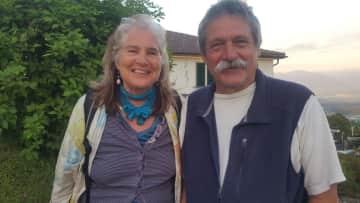 Irene and Stefan