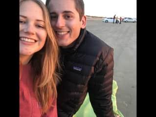 Pismo beach trip for 3 year anniversary
