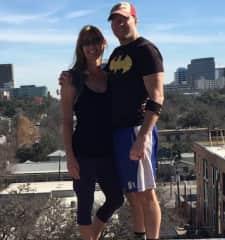 Sarah and Justin in Austin