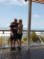 Ben and Natalie Townsville Dec 2019