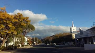 Church street, Prince Albert