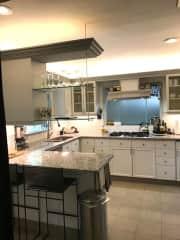 Kitchen - partial