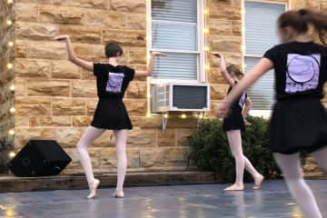 Raven loves dancing