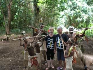 'Caught' in Vanuatu