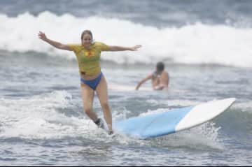 So, I'm adventurous, but clearly not a Surfer.  Hey, box checked off the bucket list.