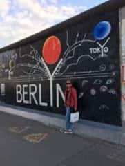 My favorite city so far ... Berlin!