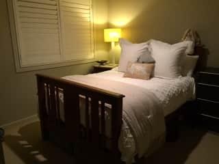 Bedroom for house sitter