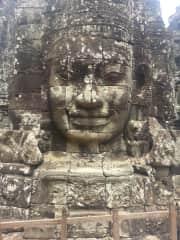 A mystical trip to Angkor Wat.