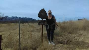 Hiking in Arizona Jan 2016