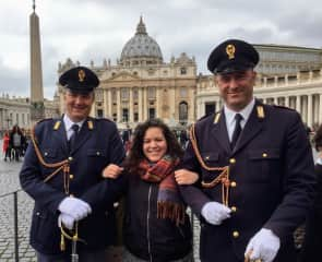 Vatican City, Rome - a major highlight on my many travels!