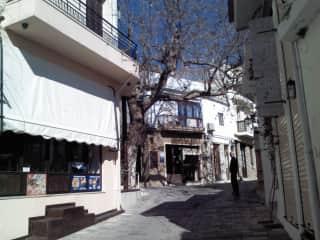 A Kritsa street