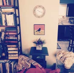 A glimpse into own home sweet home.