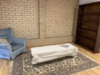 Downstairs Rumpus area