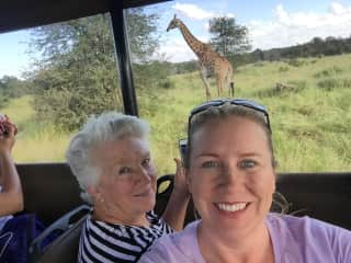 April 2017 - South Africa. Trip with my mom