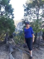 Bush walking - Carnarvon Gorge