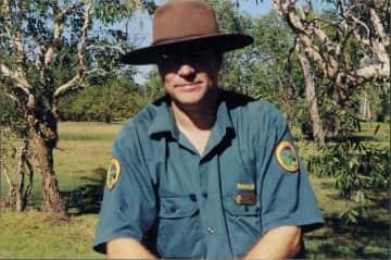 Park Ranger Kakadu National Park Australia 2003