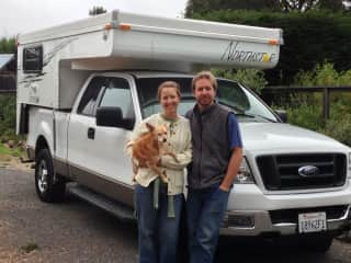 The start of our road travels back in 2013 in our first camper and with our traveling wonder pup Tia. We drove around the US and down to Argentina in this camper. In Tia's 15 years she visited 25 different countries.