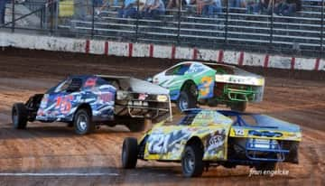 I was a professional motorsport photographer for over (20) years in both dirt and asphalt racing.