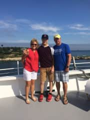 Love of travel has taken myself and family many wonderful destinations. This is Cape Cod.