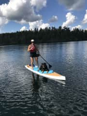 Sup is better with company
